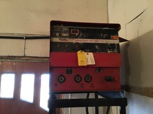 Unreserved Auction For Claudes Welding In High Level