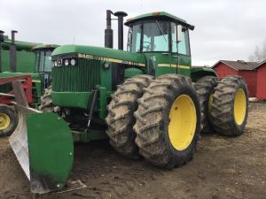 UNRESERVED FARM EQUIPMENT AUCTION FOR JAKE & JUSTINE DRIEDGER - LA